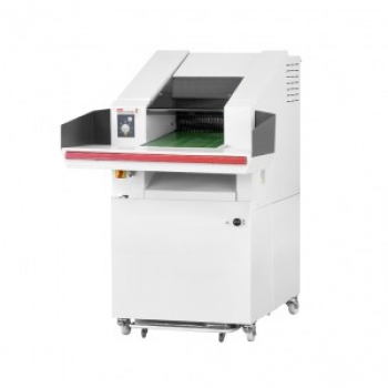Förderband-Aktenvernichter FA500.3 10,5x40-76mm + verbr. Tisch