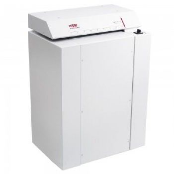 Karton-Perforator HSM ProfiPack 425 inkl. Adaptionssatz für Absaugung